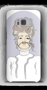 Viktorianische Viola YOLO Handyhülle Galaxy S8