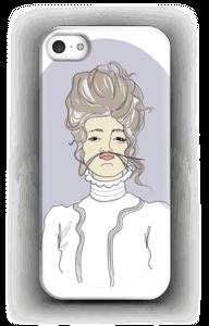 YOLO- Viktorianske Viola deksel IPhone 5/5S