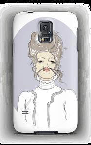 Viktorianische Viola YOLO Handyhülle Galaxy S5