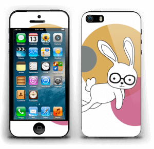 The Space Bunny Castor Skin IPhone 5s