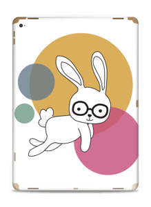 The Space Bunny Castor Skin IPad Pro 12.9