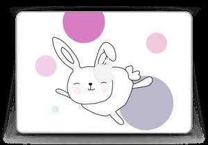 "Happy Lapin Skin MacBook Pro Retina 13"" 2015"
