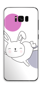 Happy Lapin Skin Galaxy S8 Plus