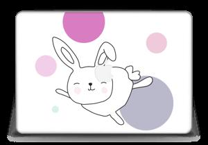 "Astra the Space Bunny  Skin MacBook Pro Retina 15"" 2015"