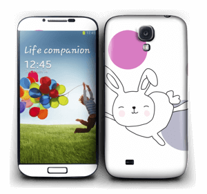Astra the Space Bunny  Skin Galaxy S4