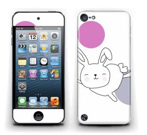 Astra the Space Bunny  Skin IPod Touch 5th Gen
