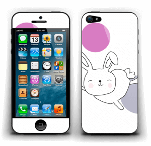 Astra the Space Bunny  Skin IPhone 5