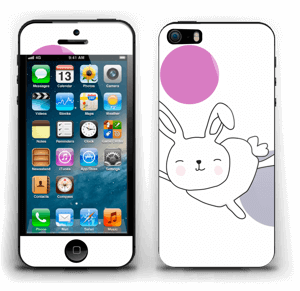 Astra the Space Bunny Skin IPhone 5s