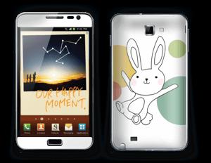 The Space Bunny Vega Skin Galaxy Note