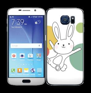 Lapin Calin Skin Galaxy S6