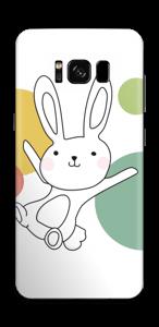 The Space Bunny Vega  Skin Galaxy S8