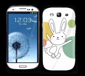 Rumkaninen Vega Skin Galaxy S3