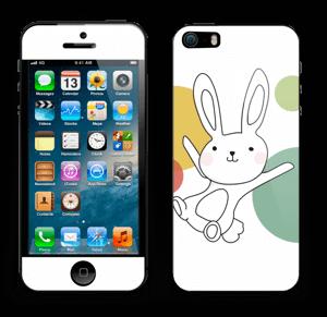 The Space Bunny Vega Skin IPhone 5s
