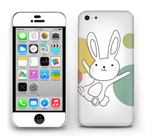 The Space Bunny Vega Skin IPhone 5c
