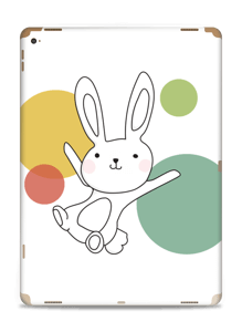 The Space Bunny Vega Skin IPad Pro 12.9