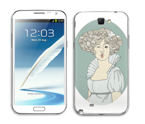 Vivianne tarrakuori Galaxy Note 2