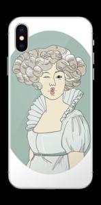 YOLO- Viktorianske Vivianne Skin IPhone X