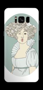YOLO- Viktorianske Vivianne Skin Galaxy S8