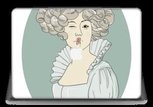 "YOLO Vivianne  Skin MacBook Pro Retina 15"" 2015"