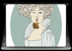 """YOLO Vivianne  Skin MacBook 12"""""""