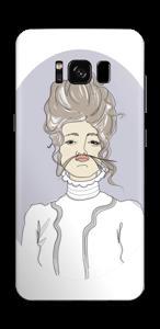 YOLO Viola  Skin Galaxy S8