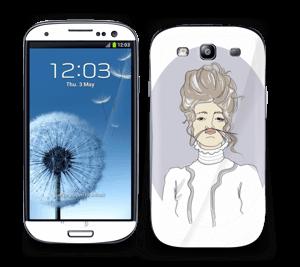 YOLO- Viktorianske Viola Skin Galaxy S3