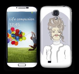 YOLO Viola  Skin Galaxy S4
