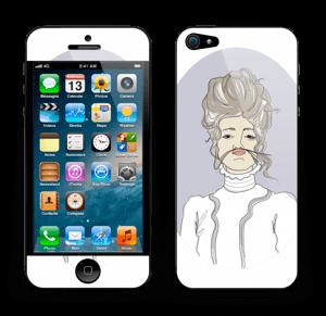 YOLO Viola  Skin IPhone 5