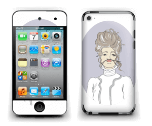 Lady Violette Skin IPod Touch 4th Gen