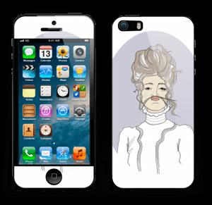 YOLO Viola Skin IPhone 5s