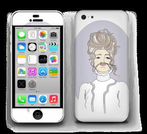 Lady Violette Skin IPhone 5c