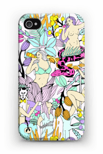 Daughters of Eve case IPhone 4/4s