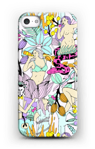 Fille d'Eve Coque  IPhone 5/5S
