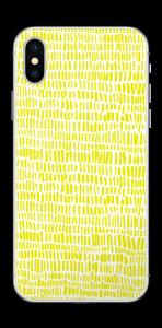 Colza Skin IPhone X