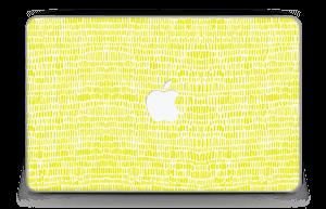 "Jaune Colza Skin MacBook Air 11"""
