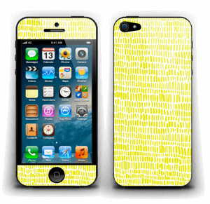 Colza Skin IPhone 5