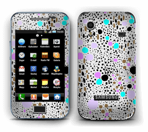Pop couleurs Skin Galaxy Ace
