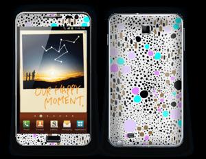 Confetti  Skin Galaxy Note