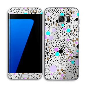 Confetti! Skin Galaxy S7 Edge