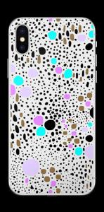 Konfetti Skin IPhone X