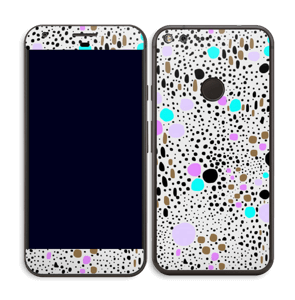 Pop couleurs Skin Pixel XL