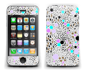 Konfetti! Skin IPhone 3G/3GS