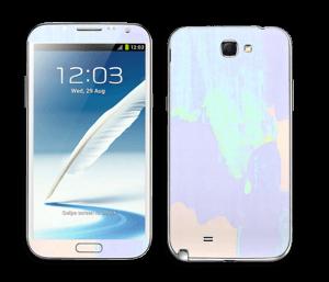 Psychadélique Skin Galaxy Note 2