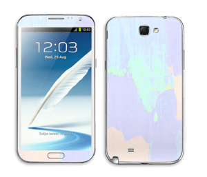 Crazy! tarrakuori Galaxy Note 2