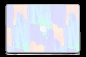 """Psychadélique Skin MacBook Pro 17"""" -2015"""