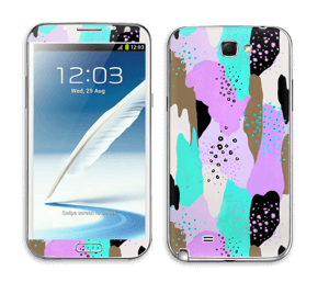 Party ! Skin Galaxy Note 2