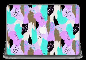 "Pardey! Skin MacBook Pro Retina 15"" 2015"