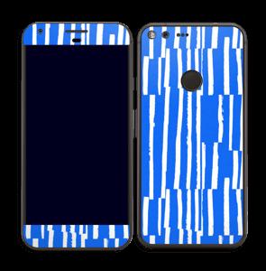 Bleu Plage Skin Pixel XL