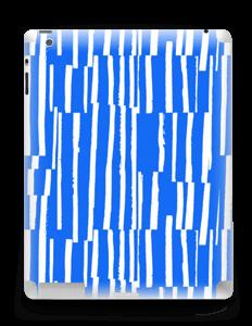 Bleu Plage Skin IPad 4/3/2
