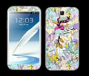 Daughters of Eve tarrakuori Galaxy Note 2